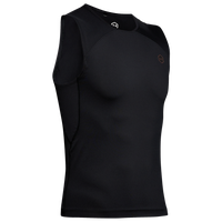 Under Armour Rush Compression S/L T-Shirt - Men's - Black