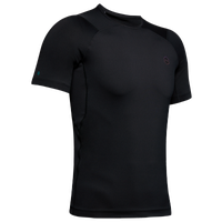 Under Armour Rush Compression T-Shirt - Men's - Black