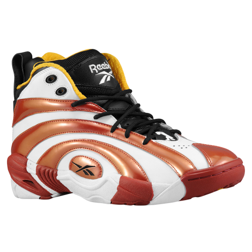 461d7eb367a146 Reebok Shaqnosis - Boys  Grade School - Basketball - Shoes - Black ...