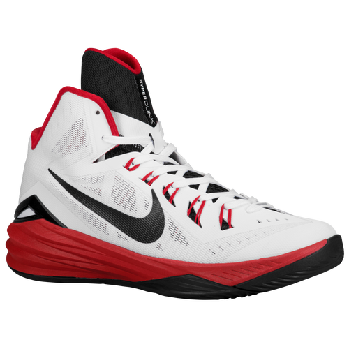 Nike 2014 Basketball Shoes Black And White