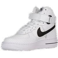 premium selection bdb37 a949c Nike Air Force 1 High - Boys Grade School - White  Black