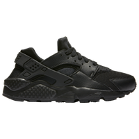 933d35d6516 Nike Huarache Run - Boys  Grade School - All Black   Black