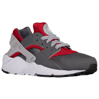 Nike Boys' Huarache Whitegym Run Casual Grade School zqZ7xza