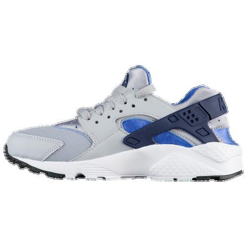 7ad26c60805d74 Nike Huarache Run - Boys  Grade School - Casual - Shoes - Wolf Grey ...