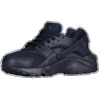 new styles 88355 2fc5b Nike Huarache Run - Boys  Grade School - Navy   Navy