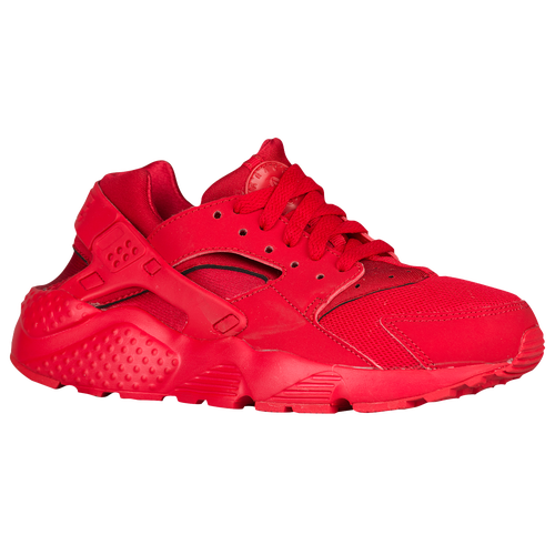 Nike Huarache Run - Boys\u0027 Grade School - Red / Red