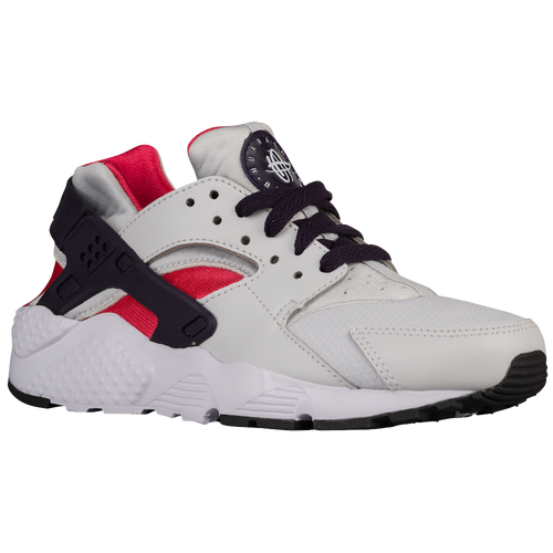Nike Huarache Run - Girls' Grade School - Nike - Casual - Igloo/Igloo/White    SE