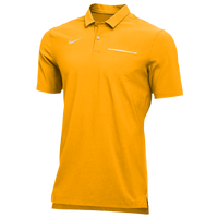 Nike Team Authentic Dry S/S Elite Polo - Men's - Gold