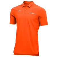 Nike Team Authentic Dry S/S Elite Polo - Men's - Orange