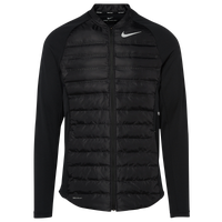 Nike Aeroloft Hyperadapt Zip-Up Jacket - Men's - Black