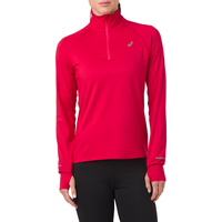 ASICS® Thermopolis 1/2 Zip - Women's - Red