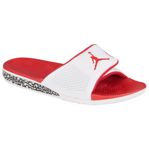 bc7c1a8b0346 Jordan Retro 3 Hydro - Men s - Casual - Shoes - White Fire Red Fire Red