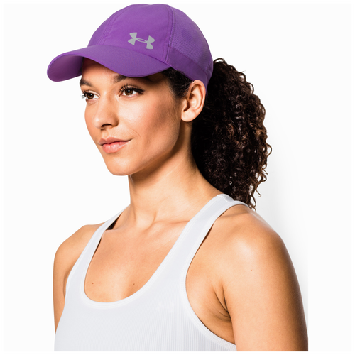 outlet store 4682c 1d01c Under Armour Fly Fast Cap - Women s - Running - Accessories - Mega  Magenta Reflective