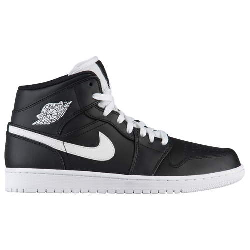 online store ea500 58be8 Jordan AJ 1 Mid - Men s - Basketball - Shoes - Black Varsity Red Varsity  Royal White