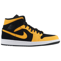 855cce5c0c2 Jordan AJ 1 Mid - Men s - Black   Gold