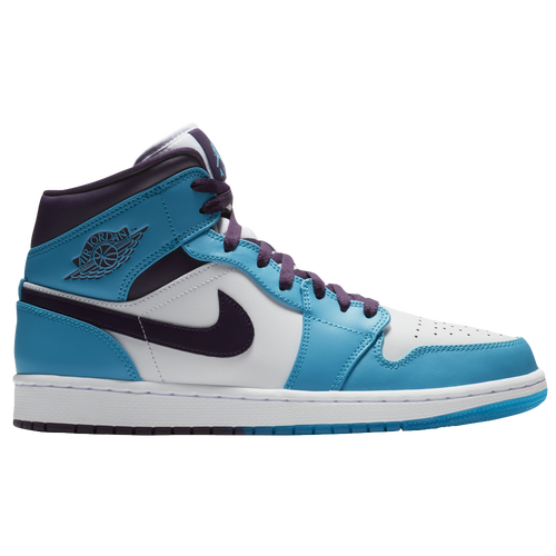 Jordan AJ 1 Mid - Men s - Basketball - Shoes - Black Dark Grey Black 6f4cbe284