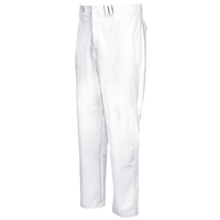 adidas Climalite Diamond King 2.0 Open Hem Pants - Men's - All White / White