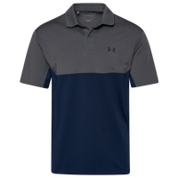 Under Armour Performance 2.0 Colorblock Polo - Men's - Grey