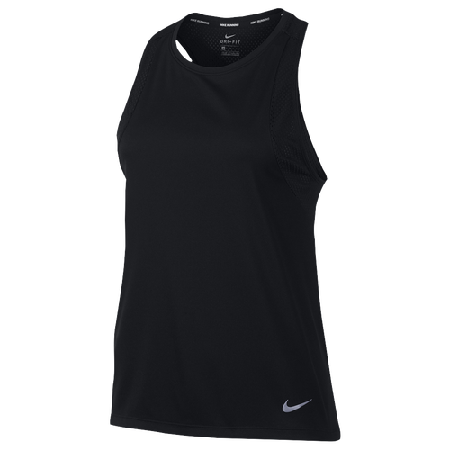 Nike Dri-FIT City Core Tank - Women's Running - Black/Black 54939010