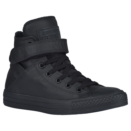 Converse All Star Brea Hi - Women's BASKETBALL SHOES - Black/Black/Black 549583C