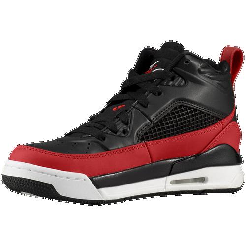 753a856aa7489d Jordan Flight 9.5 - Boys  Grade School - Casual - Basketball -  Black White Dark Grey