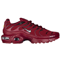 pretty nice 636bc 17414 Nike Air Max Plus - Boys Grade School - Cardinal  White