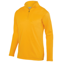 Augusta Sportswear Team Wicking Fleece Pullover - Men's - Gold / Gold