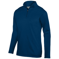 Augusta Sportswear Team Wicking Fleece Pullover - Men's - Navy / Navy