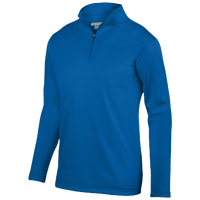 Augusta Sportswear Team Wicking Fleece Pullover - Men's - Blue / Blue