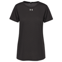 Under Armour Team Team Locker True Twist S/S T-Shirt - Women's - Black