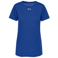Under Armour Team Team Locker True Twist S/S T-Shirt - Women's - Blue