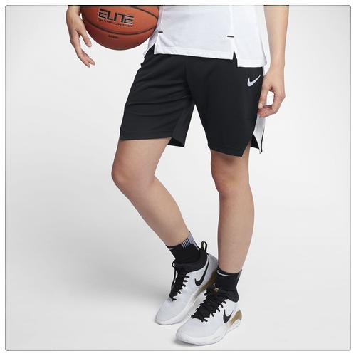7b652f54941d Nike Elite Shorts - Women s - Basketball - Clothing - Black White
