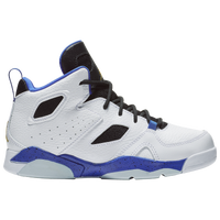 Jordan Flight Club  91 - Boys  Preschool - White   Blue 2d7f544e0