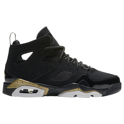Jordan Flight Club '91 - Boys' Grade School - Black / Gold