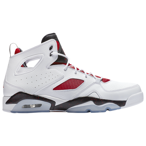 Jordan Flight Club \u002791 - Men\u0027s - White / Red