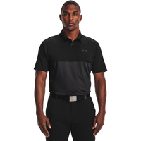 Under Armour Performance 2.0 Colorblock Polo - Men's - Black / Grey