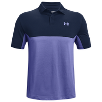 Under Armour Performance 2.0 Colorblock Polo - Men's - Blue / Navy