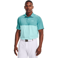 Under Armour Performance 2.0 Colorblock Polo - Men's - Blue