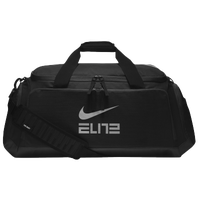 Nike Hoops Elite Max Air Duffel - Black / Grey