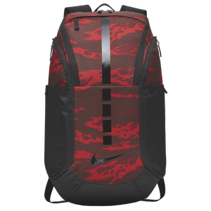 Nike Hoops Elite Pro Backpack - Bonzai Eclipse/Light Redwood/Black