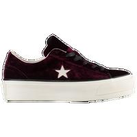 33451ebba48 Converse One Star Velvet Platform Ox - Women s - Casual - Shoes ...