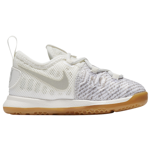 Nike KD 9 - Boys' Toddler - Basketball - Shoes - Durant, Kevin - Ivory/Pale  Grey