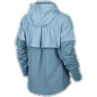 671690e6db58 Nike Chambray Windrunner - Women s - Light Blue   Light Blue
