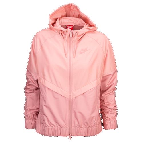 nike windrunner jacket womens pink