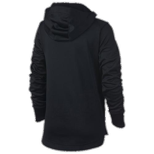 Nike Therma Elite Pullover Hoodie - Boys  Grade School - Basketball -  Clothing - Black 1de09584ec19