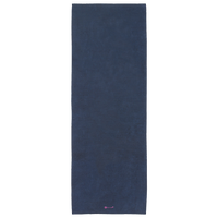 Gaiam Yoga Mat Towel Grippy - Blue
