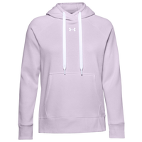 Under Armour Rival Fleece HB Pullover Hoodie - Women's - Purple