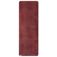 Gaiam 6mm Yoga Mat - Maroon