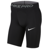 "Nike Pro 9"" Shorts - Men's - Black"