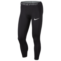 Nike Pro 3/4 Compression Tights - Men's - Black